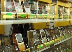 Продажи мобильников в кредит упали