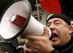 Грузинская оппозиция требует досрочных выборов президента