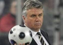 Хиддинк пообещал изменения в составе сборной России