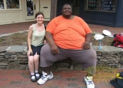 Самый толстый американец