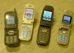 Продажи мобильных телефонов в России выросли на 22%