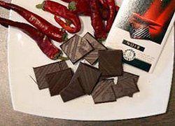 В Германии входит в моду шоколад класса люкс: с перцем или сельдереем