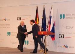 Российские и германские эксперты поспорили о Грузии