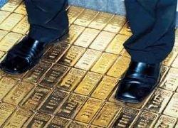 Как правильно хранить деньги в золоте?