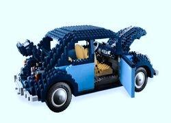 """Фанаты Volkswagen Beetle могут собрать \""""жука\"""" самостоятельно"""