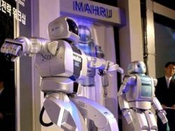 """В Южной Корее создан \""""эмоциональный\"""" робот"""