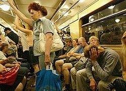 Россияне уступают место в транспорте по настроению и ситуации