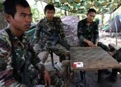 Таиланд отвел войска с камбоджийской границы