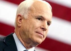 У Маккейна нет шансов занять Белый дом?