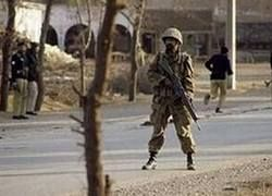 В Пакистане уничтожено более 40 боевиков-исламистов