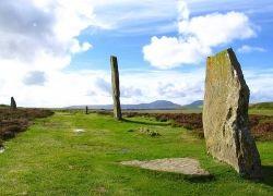 Круг Бродгара — шотландский Стоунхендж
