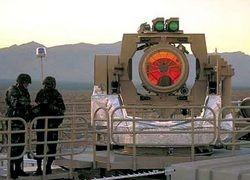 Армия США заказала несколько установок лучевого оружия