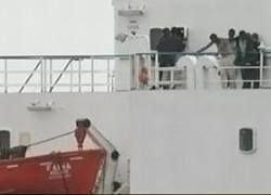 Родственники моряков готовы сами отдать деньги пиратам