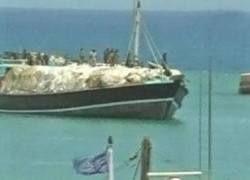 Сомалийские войска отбили у пиратов одно судно