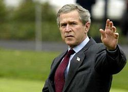 Буш огласил новые меры по преодолению финансового кризиса
