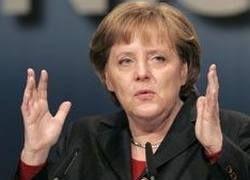 Меркель выступила за участие Китая и Индии в борьбе с кризисом