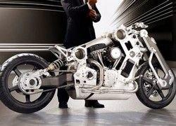 Confederate Fighter Motorcycle - мотоцикл будущего