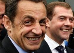 Евросоюз призвал нарушить план Медведева-Саркози