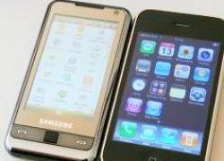 Samsung WiTu: превосходит iPhone и копирует его дизайн