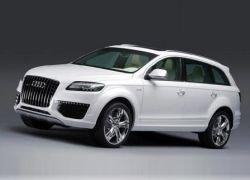 Дизельный Audi Q7 в России будет стоить больше 4,5 млн рублей