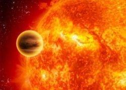 Астрономы обнаружили самую горячую из всех известных планет
