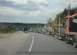 На эстонско-российской границе место в очереди стоит 200 евро