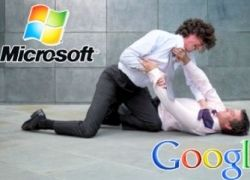Microsoft против Google, борьба за лидерство