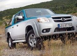 Mazda показала новый пикап