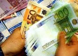 В Европе отмечен небывалый рост спроса на наличные евро