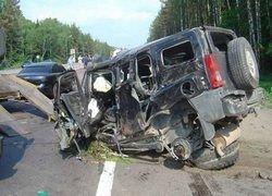 ГИБДД назвало самые аварийные регионы России