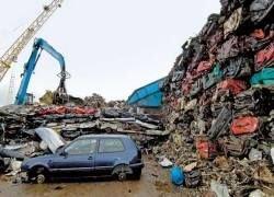 В России появится закон об утилизации автомобилей