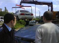 В Хабаровском крае арестованы 58 автомобилей должников