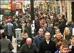 Великобритания сократит 10 тысяч сотрудников госсектора