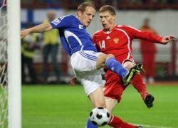 Два автогола принесли сборной России победу над Финляндией