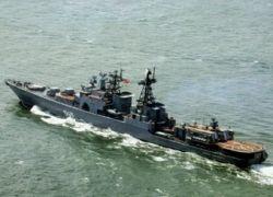 Южная Корея отправит в Сомали боевой корабль