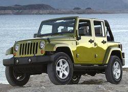Выпускать внедорожники Jeep будут в Индии
