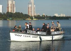 В Петербурге собираются запустить водное такси