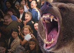 Не смейтесь над медведем