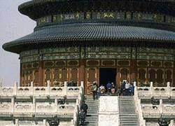 Старый собор в Китае развернули на 90 градусов