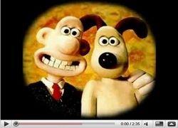 Уоллес и Громит получили собственный канал на YouTube