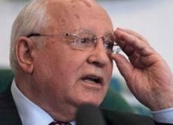 Михаил Горбачев – за помилование Бахминой