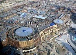 Самый большой торговый комплекс откроют в Дубаи