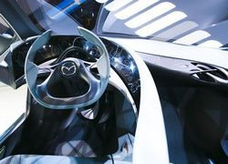 Топ-14 футуристичных водительских панелей управления