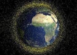 Космический мусор будут обнаруживать удаленно