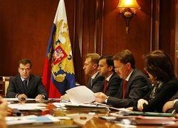 Медведев хочет сохранить нормальные темпы экономического роста
