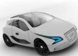 Audi 0 - музыкальный концепт