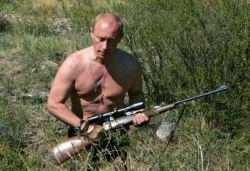 Путин - кумир итальянских геев