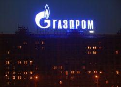 "\""Газпром\"" подешевел в три раза менее чем за полгода"