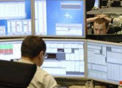Индекс РТС за четверг упал на 9,5%