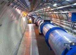 Названа причина поломки Большого адронного коллайдера